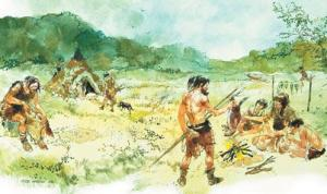hunter_gatherer_camp_near_Bletchingley__around_5000BC__WSmap_panel_f69424