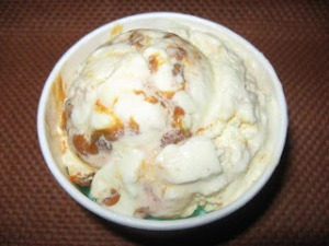 ice cream praline