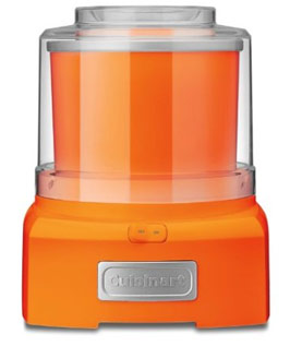 Cuisinart ICE-21 Frozen Yogurt, Ice Cream and Sorbet Maker, Red