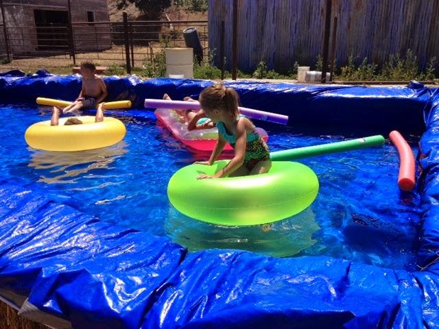 DIY Homemade Swimming Pool Gallery – JaneGrok