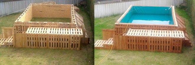 Diy homemade swimming pool gallery janegrok - How to make a homemade swimming pool ...