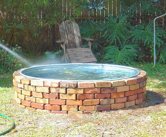 DIY Homemade Swimming PoolGallery