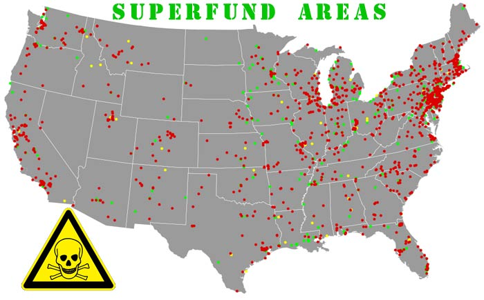 Do you live in a toxic Superfund area?