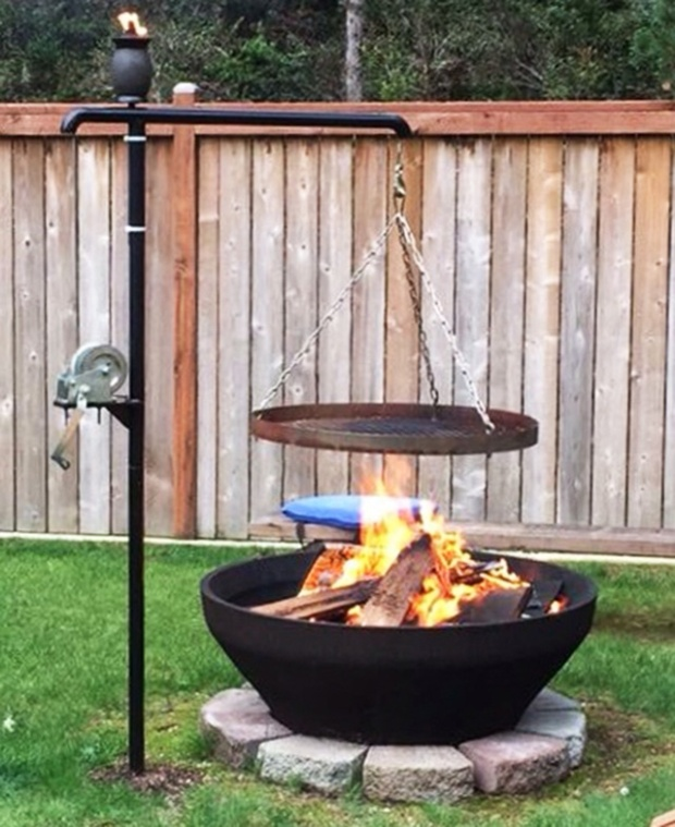 custom-swinging-fire-pit