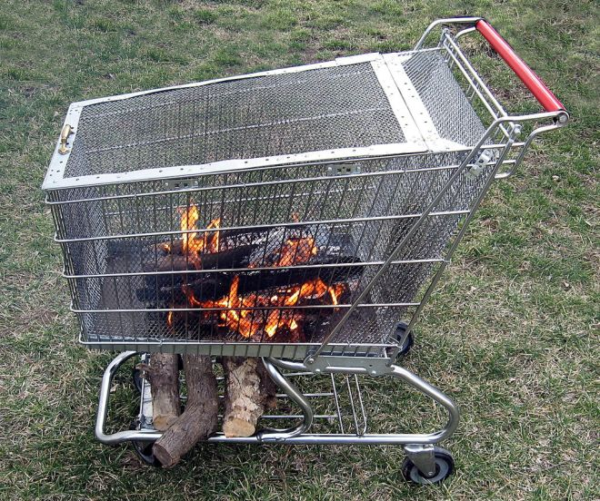 Small-Outdoor-Fire-Pit-Portable